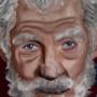 """Ian McKellen"" cotmman entry by JXLambie"