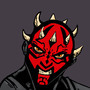 Darth Maul by Amish56
