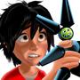 Hire from Big Hero6 by GraphiteSamurai