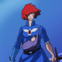 Nausicaa the blue prophet by Albinorice