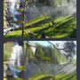 Thumbnail Practice - Waterfall by BugsAndBooks