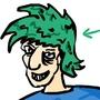 Green Hair Motherfucker by alektowr13