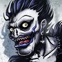 Ryuk - Death Note by Jazza