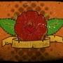 Old school rose by Shadow-Elf