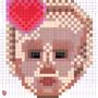 Pixel Baby by jenninexus