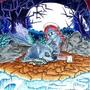 Werewolf Brainy by IZZY-CHAN13