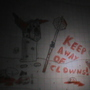 Keep Away Of Clowns! by CyraxTron