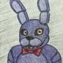 Bonnie the Bunny by xXsaiyuki-chanXx