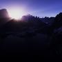 Soft Dawn by camyau