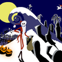 The Nightmare Before Christmas by ycyoungcraze