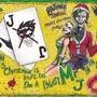Joker Christmas Card by tbcoop