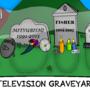 Television Graveyard by oldmanorange