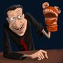 The bad man by Koushikchatterjee