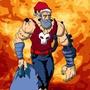 Cyborg Santa! by OHitsDewald
