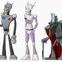Robots by welldoboy