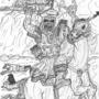 Eddie - Genghis Khan by TheTinTrooper