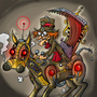 Mechanical Horse by Comick