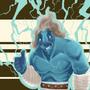 The giant by JorzLeonidis