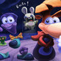 Rayman and ED (fanart) by anthony-p