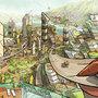 VERDACOMB Cityscape by danomano65