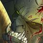 Orc Berserker by KeltsGrizz