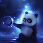 emo panda by shredder1232