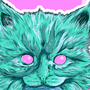 Kitty cat by HeartlessArts