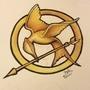 Mockingjay Pin by Sketchster