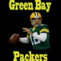 Aaron Rogers Green Bay Packers by Sketchster