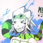 MEGA-CHAN by MAKOMEGA