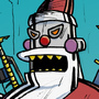 Robot Santa Claus - Futurama by oho123
