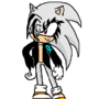 Sensou the Hedgehog by darkshadic12