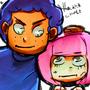 Hacker couple by Alef321