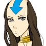 Genderbend Aang (Avatar) by Becksel