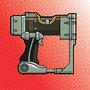 Fallout Laser Pistol by JacquesDodoBird