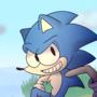 Sonic by ArtfulPIxel