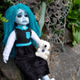 Agnes doll by MimsArt