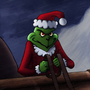 Not this Christmas Grinch!! by SimonT