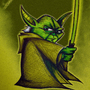 Yoda by MintyFreshThoughts