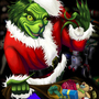 The Grinch by Foliplopi