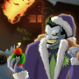 Joker's Xmas by JPversus