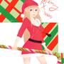 Merry Christmas by ElliesBean