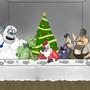 Villain Christmas Dinner by Mooreofme01