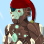 Christmas Cyborg by Cybernatium
