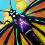 Glow Butterflies by Mikei14975