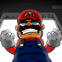 Mario by Muzziker