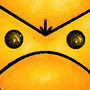 Angry Face 2.0 by stegosaurus