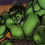 Hulk SMASH! by Angry-Hatter