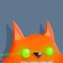 Lazer Cat by BobieThe11th