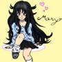 Cute Mary by adamleon97